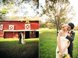 Fall Wedding Barn Pictures Beside At Keith Farm