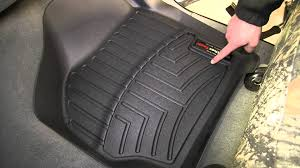 Weathertech Floor Mats 2015 F250 by Review Of The Weathertech Front Floor Liners On A 2005 Ford F 350