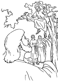 Matthew The Tax Collector Coloring Page Color Pages For Free