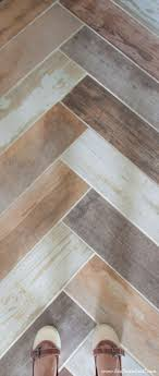 wood look tile bathroom floor that looks like cost best home decor