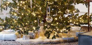 Faux Shasta Fir Trees With Illuminate Technology Collection
