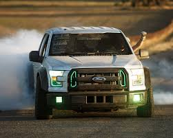 100 Build Ford Truck KN Drifter Vaughn Gittin Jr Changed A 2015 F150 Into The
