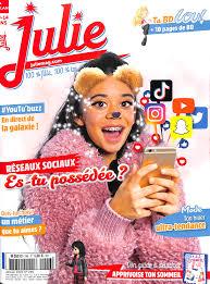 Abonnement Julie Abonnement Magazine Par Toutabocom