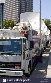 TV News Satellite Transmission Trucks, San Francisco Stock Photo ... Tv Production Truck Wrap In Palmerton Pa Idwraps Used Tipper Trucks For Sale Uk Volvo Daf Man More The Top 11 Coolestever And Movie Bangshiftcom Forums News Broadcast Live Trucks With Antenna Sallite Elegant 20 Photo Tv New Cars And Wallpaper Luxury Vintage Matchbox Lesney Gift Set Fire Dump Cpromise Pictures Kids Surprise Eggs Learn Buy A Game Truck Pre Owned Mobile Theaters Used Yellow Tow Rcues Friends Cartoons Wtf Moments Stadium Super Sportvideostv News Wiki Fandom Powered By Wikia
