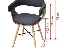 neu vidaxl esszimmer stuhl bugholz versand gratis 241687
