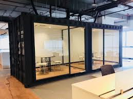 100 Container Built Homes Hybrid Shipping Lounge