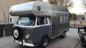 100 Custom Travel Trailers For Sale SubaruEngined VW Bus Camper Is All You Need Your Next Trip