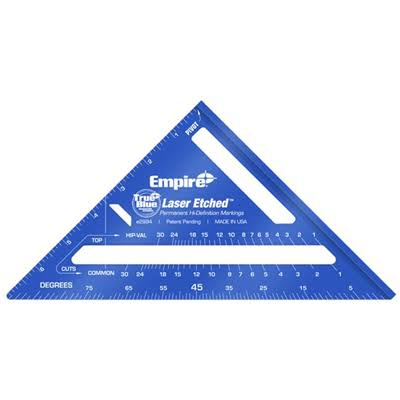 Empire Level E2994 High Definition Rafter Square - 7""