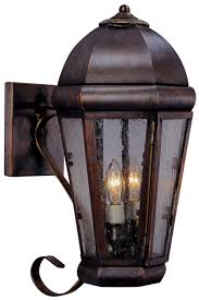 Capital Copper Lantern Outdoor Wall Light Spanish Colonial Throughout Electric Lights Ideas