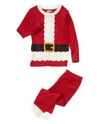 santa two piece pajama set at crazy 8