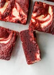 velvet cheesecake brownies pretty simple sweet