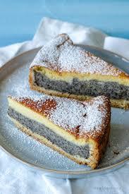 mohnkuchen mit puddingschicht rezept was eigenes