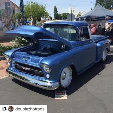 100 Chevy Hot Rod Truck 1955 By Double Z S