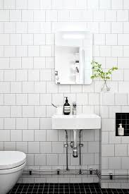 white wall tiles with black grout walket site walket site