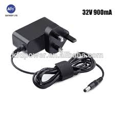 CE 32V 900mA Ac Dc Fly Power Switching Adapter With UK Plug For Led