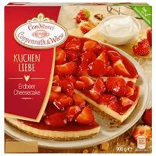 conditorei coppenrath und wiese kuchen liebe erdbeer