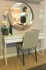 Ikea Besta Burs Desk Black by Bedroom Furniture White Makeup Vanity Canada With Grey Chairs And