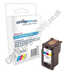 MP250 Printer Cartridge Save Premium Compatible High Capacity Tri Colour Canon CL 513 Ink