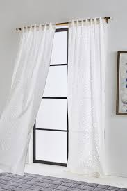 Light Pink Ruffle Blackout Curtains by Curtains U0026 Drapes Anthropologie