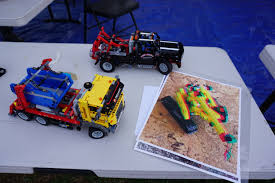 LBLUG - A LEGO User Group » Amazing! 5 LEGO Trucks At The Long Beach ... Trucks Lorries And Heavy Machines Made Of Lego Blocks Exhibition In Trial Nico71s Creations Semi 4 Steps Lego Juniors Road Repair Truck 10750 Big W Is The World Ready For A Food Set The Bold Italic Ideas Product Ideas 2015 Ford F150 Old Truck Moc Building Itructions Youtube Catch A Ride On Art Car At Burning Man By Airport Fire 60061 City Tow Classic Kenworth W900