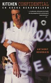 Kitchen Confidential Anthony Bourdain Pocket