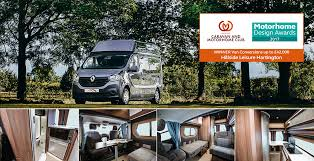 Renault Trafic Hartington Campervan Winner Of Hightop Awards 2017