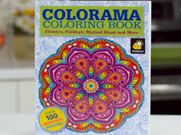 Colorama Coloring Book For Adults