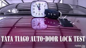 100 Auto Re How Smart Is Tata Tiagos Lock Feature YouTube