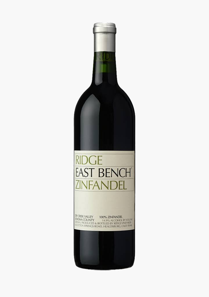 East Bench - Zinfandel - California - 2012