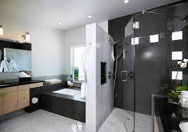 Covina Modern Master Bathroom Design by HartmanBaldwin Design