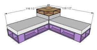 diy twin storage bed plans download wood bed frames plans easy