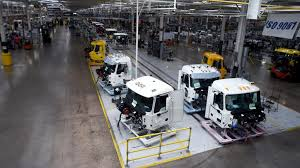 100 Mack Trucks Macungie Posts 40 Decline In Thirdquarter Deliveries Lehigh