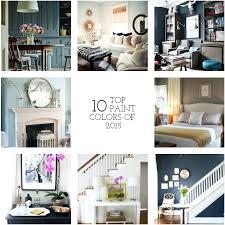 Dining Room Paint Colors 2015 Top Blue Door Living