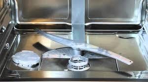nettoyer les bras gicleurs du lave vaisselle