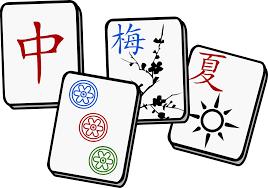 Clipart Mahjong Tiles