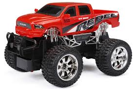 New Bright Ram 1:24 Remote Control Truck $7.48 @Walmart - Slickdeals.net Amazoncom Vintage Looking Antique 8 Handcrafted Red Truck Vehicle 118 Ruckus 4wd Monster Rtr Orangeyellow Rizonhobby World Tech Toys 114scale Licensed Ford Rc Ford F150 Svt China Lobby Car Manufacturers And Suppliers On Dropship Wltoys Wl2019 High Speed Mini Rc Super Toy To Lowrider Toyota Truck Focus Forum St Traxxas Slash Monster 130mm Wheelstires Cars Pinterest Arctic Hobby Land Rider 503 Remote Controlled Fire 125 Scale Trucks Trailers Cstruction