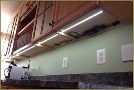 cabinet light top led cabinet light fixtures kitchen