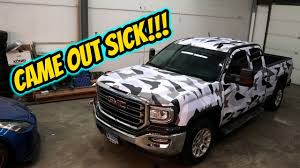 100 Wrapped Trucks VINYL WRAPPING A TRUCK