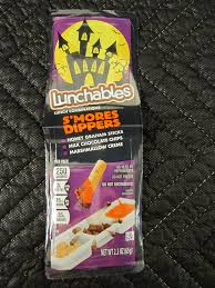 Ihop Halloween Free Pancakes 2013 by Lunchables Smores Dippers 2017 Halloween Food Hunter