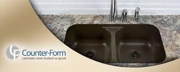 Karran Undermount Bathroom Sinks by Undermount Sinks Counter Form