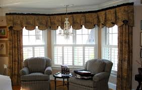 Valances Traditional Dining Room