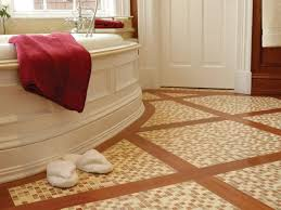 bathroom flooring ideas hgtv
