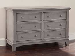 Davinci Kalani Dresser Gray by White Double Dresser How To Build Double Dresser U2013 Home