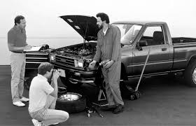A Short History Of The Toyota Pickup Truck 1970-2000 - From Hilux To ...