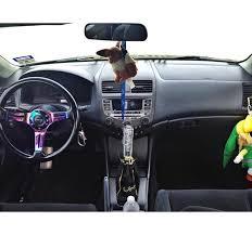 lushfullux NRG steering wheel bubble shift knob