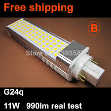 4 pin pl led l led pl replacement l 11w led g24q pl l