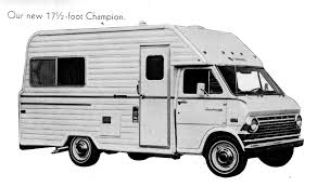 Here Is A Picture Of My First Mini Motorhome