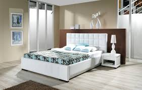 Bedroom Great King Size Tufted Headboard For King Bed Ideas by Bedroom Elegant And Luxury Home Interior Bedroom Furniture With
