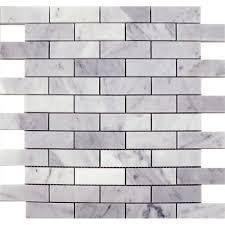 carrara polished brick tiles polished marble mosaic tiles tiles