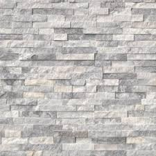 Home Depot Wall Tile Fireplace by Ms International Alaska Gray Ledger Panel 6 In X 24 In Natural